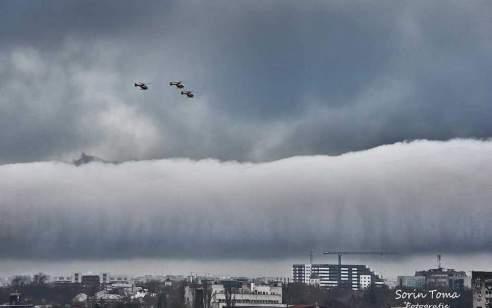 התחזית: גשם מקומי בדרום ובמרכז – חשש לשיטפונות בנחלים