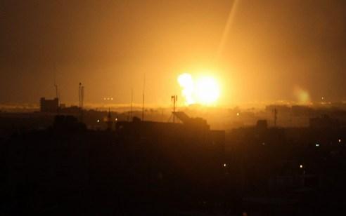 דיווח בסוריה: מערכות ההגנה האווירית הדפו טילים עוינים של ישראל 