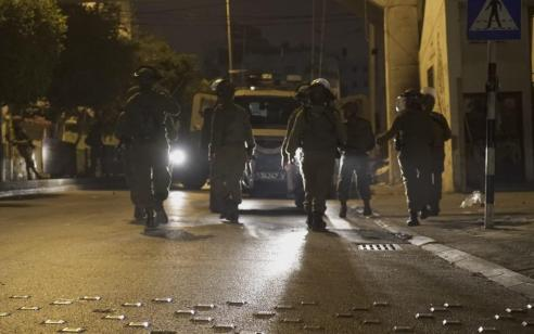הלילה נעצרו 15 מבוקשים פעילי טרור