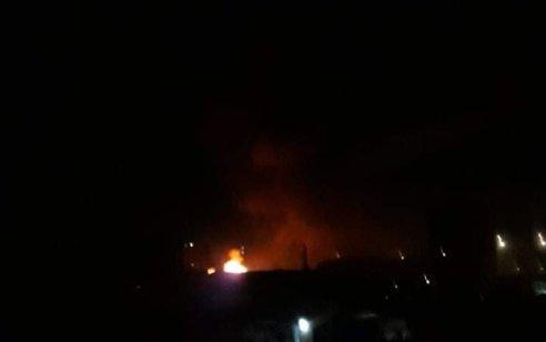 בתגובה לירי לעבר שדרות: חיל האוויר תקף יעדי טרור של חמאס בצפון רצועת עזה – מרחב הדייג צומצם
