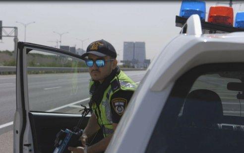 """רוכב אופנוע בן 29 נתפס במהירות 199 קמ""""ש בכביש בו המהירות המותרת היא 90"""
