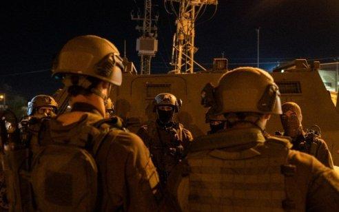 נעצר חשוד שניסה לחדור בגבול עזה לשטח ישראל