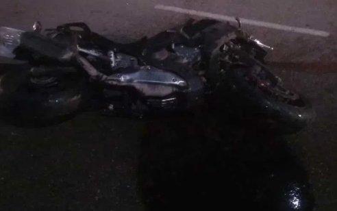 רוכב אופנוע נפגע מרכב סמוך לקיבוץ יפעת – מצבו קשה