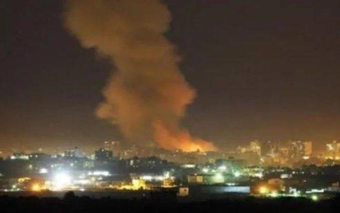 """הרוגים ופצועים בתקיפה של צבא ארה""""ב בבסיסים של מיליציות פרו איראניות בעיראק"""