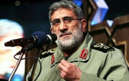 אחרי חיסול סולימאני: סגנו מונה למפקד כוח קודס