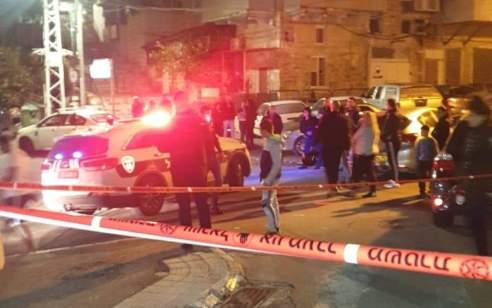 חיפה: המשטרה חוקרת אירוע ירי בואדי ניסנאס במהלכו נפגעו שני תושבי המקום באורח בינוני וקל