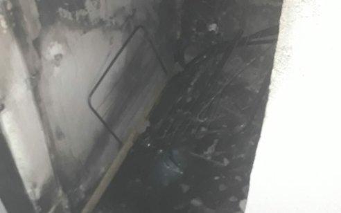 ארבעה פצועים, בהם פעוטה בת 4 וגבר כבן 44 במצב בינוני, בשריפת דירה באשדוד – נעצר חשוד בתקיפת שוטרים
