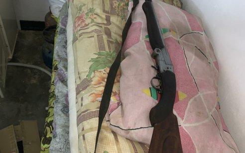נעצר ערבי בכפר סעיר בגין החזקת רובה ציידים ובחשד להסתה לפעילות טרור