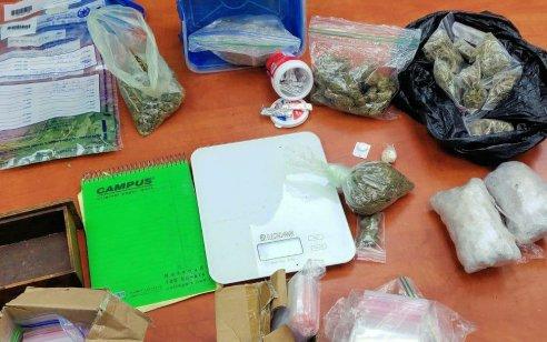 אישום: סחרו בסמים בקרב בני נוער בלוד ונעצרו