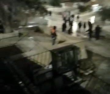 שוב עימותים בהר הבית: 6 ערבים נעצרו לאחר שהתפרעו וקראו קריאות לאומניות