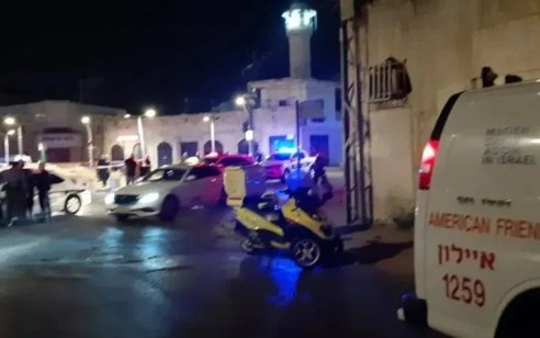 שלושה מבוגרים וילד נפצעו קל מירי בלוד – המשטרה פתחה בחקירה
