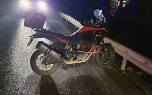 רוכב אופנוע נהרג לאחר שהחליק סמוך לצומת יששכר שבצפון הארץ