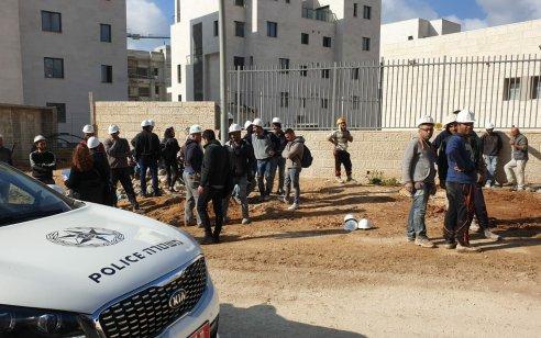 מינהל הבטיחות במשרד העבודה סגר 12 אתרי בנייה בצווי בטיחות בעיר מודיעין השבוע