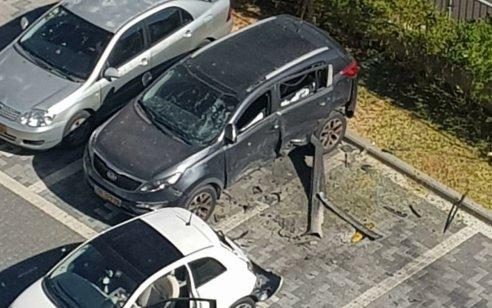 מטען פוצץ ברכב חונה באשקלון – נפתחה חקירה