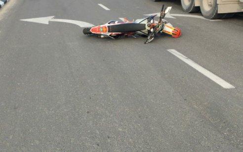 רוכב אופנוע כבן 20 ללא קסדה, ניסה להימלט משוטר ונעצר לאחר מרדף