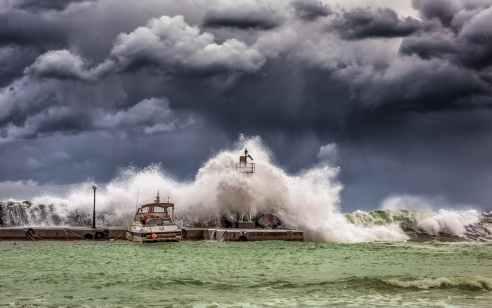 """התחזית: נאה עם עליה קלה – בסופ""""ש סערה"""