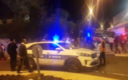 """לוחמי הימ""""מ עצרו את המחבל שביצע את פיגוע הדריסה בירושלים"""