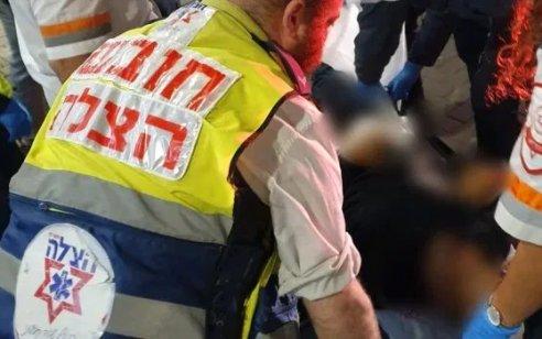 גבר כבן 30 נפצע בקטטה בתל אביב – מצבו בינוני