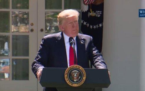 """טראמפ: מוכנים לעשות מה שיידרש אם נגיף הקורונה יתפרץ בארה""""ב"""