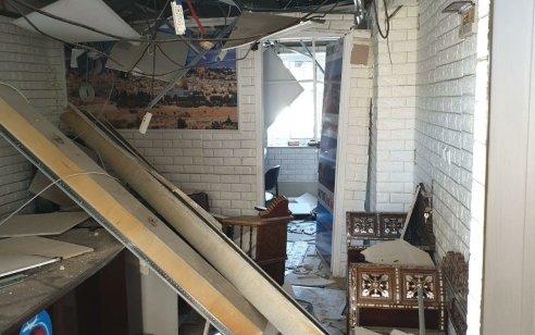 גבר כבן 38 נפצע מפיצוץ נפחי בחנות בירושלים – מצבו קל עד בינוני