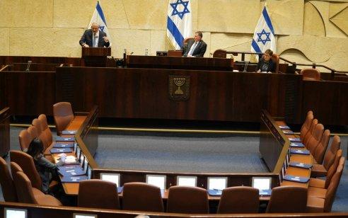 בתמיכת הרשימה המשותפת וליברמן: הכנסת אישרה את הקמת הוועדה המסדרת