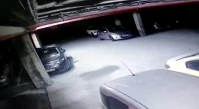 רעולי פנים ושלט אוניברסלי: כך נתפסו 2 פורצים בחניון תת קרקעי בבאר שבע