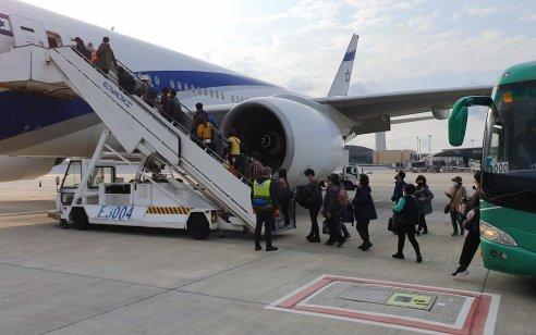 רשות שדות התעופה: הוחלט על הוצאה לחופשה ללא תשלום ל70% מכלל העובדים זמניים – טרמינל 1 נסגר