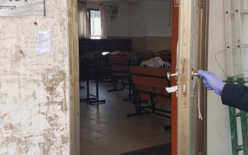 שישה חברי הפלג הירושלמי נעצרו לאחר שקיימו תפילה בבית כנסת מודיעין עילית וסירבו להתפזר