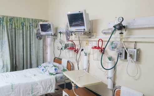 הקורבן ה-94 מקורונה: קשישה בשנות ה-80 בבית חולים לניאדו