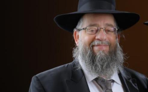 """הציל מאות אנשים: הרב אברהם ישעיה הבר יו""""ר מתנת חיים נפטר מקורונה בגיל 55"""