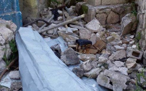 זעזוע: פורעים בני עוולה חיללו את קברו של רבינו עובדיה מברטנורא בהר הזיתים
