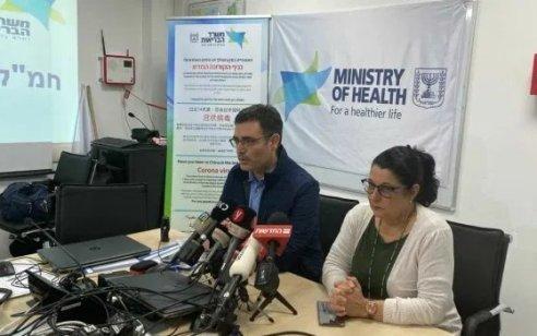 """מנכ""""ל משרד הבריאות וראש שירותי בריאות הציבור נכנסים לבידוד: ״התכוננו לאפשרות כזאת ונערכנו בהתאם"""""""