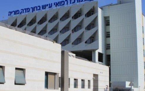 הקורבן ה-120: בת 71 עם מחלות רקע בבית חולים פוריה