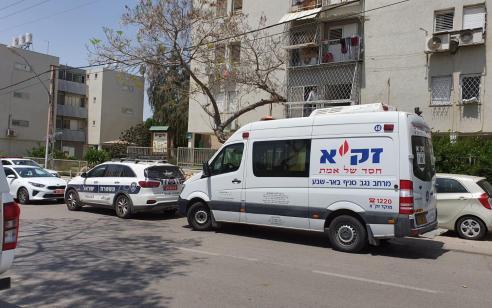 גופת גבר ערירי נמצאה במצב ריקבון קשה בביתו בבאר שבע