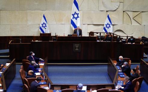 ברוב של 73 חברי כנסת: הכנסת הביעה אמון בממשלת האחדות של נתניהו וגנץ
