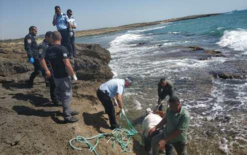 נמצאה גופתו של הרקדן והאמן איימן ספייה שנעלם בים ביום ראשון סמוך לעתלית