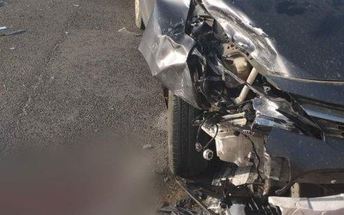 רוכב אופנוע כבן 30 נהרג בתאונה בכביש 444 סמוך לבן שמן