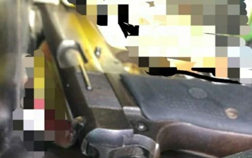 תושב כפר קרע נעצר בחשד להחזקה לא חוקית של נשק ותחמושת