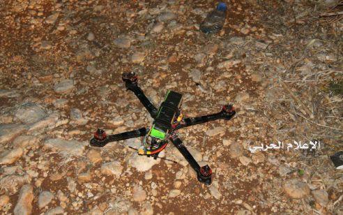 """רחפן של צה""""ל נפל בשטח לבנון – אין חשש לדלף מידע"""