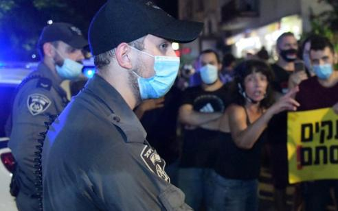 המשטרה נערכת לקראת מחאות ברחבי הארץ בסופ״ש