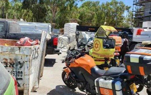 בת 4 חודשים נפלה מקומה שניה בבניין מגורים באשדוד ונפצעה קשה – המשטרה פתחה בחקירה