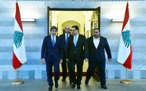 ראש ממשלת לבנון הודיע על התפטרות הממשלה בצל האסון בנמל ביירות והמחאה