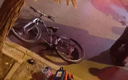 רוכב אופניים כבן 17 נהרג בתאונה בירושלים