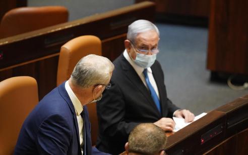 הכנסת אישרה את החוק לדחיית התקציב ב-120 ימים