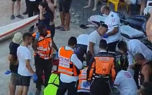 אברך בן 24 טבע למוות בחוף הנפרד בטבריה