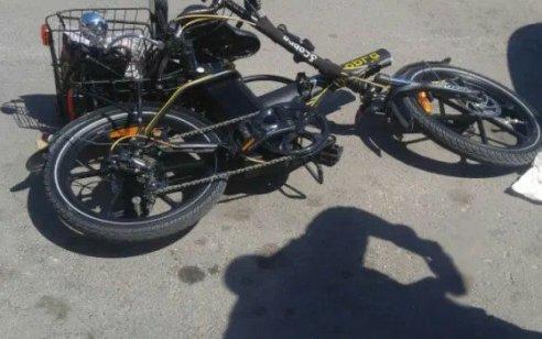 ירושלים: רוכב אופניים חשמליים נהרג לאחר שהתנגש במכולת אשפה