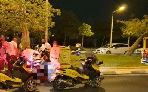 גבר כבן 40 נפצע קשה בקטטה בבאר שבע – 2 חשודים נעצרו