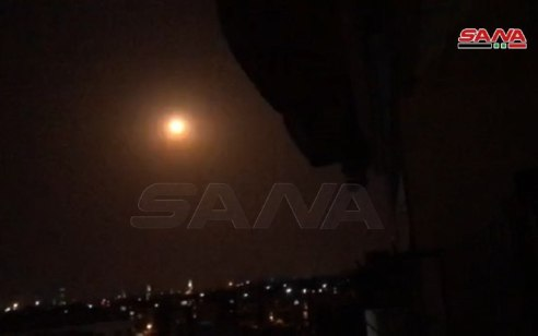 חיל האוויר הישראלי תקף בסוריה – 11 נהרגו ושבעה נפצעו