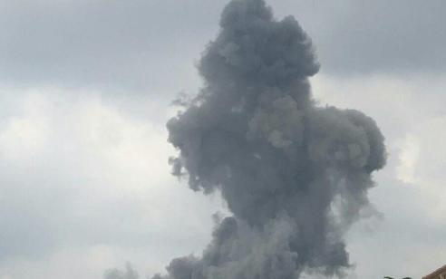 דיווחים בלבנון: פיצוץ עז נשמע באתר השייך לחיזבאללה בדרום המדינה – ישנם פצועים