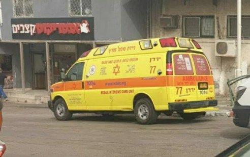 פעוט בן שנה וחצי נהרג מנפילה מגובה במשגב שבגליל